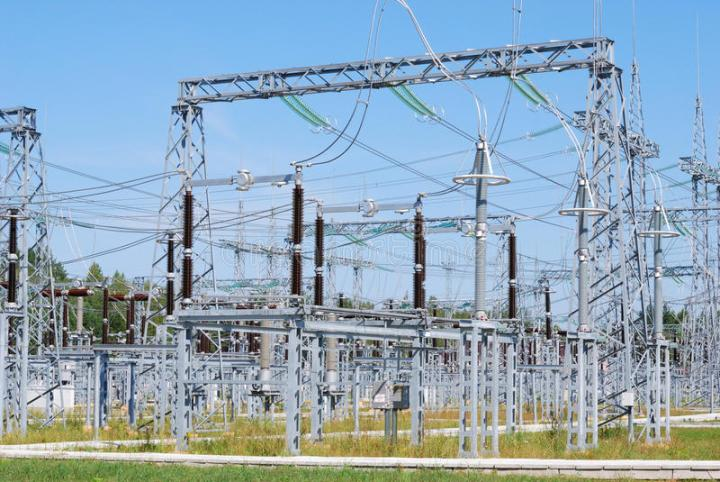 [Electrical Substation]