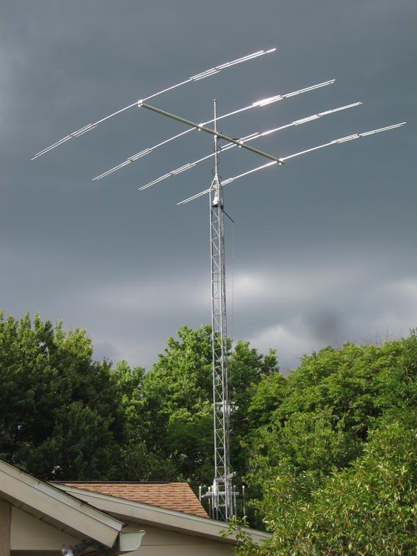 [Ham Radio Antenna]