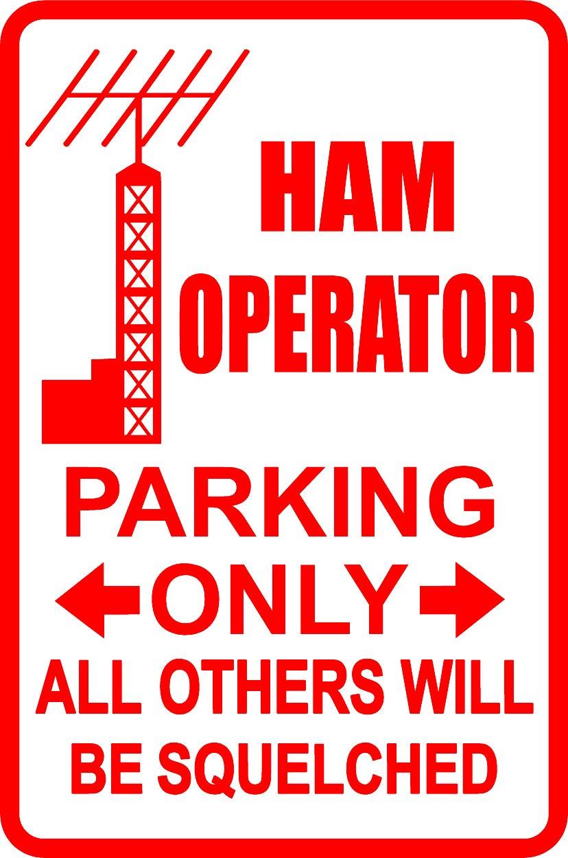 [Ham Operator Parking]