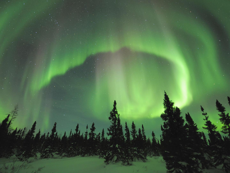 [Aurora Borealis]