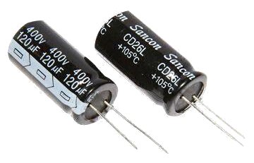 [Electrolytic Capacitors]