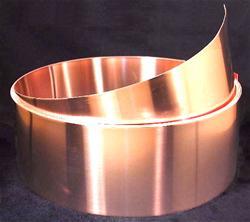 [Flat Copper Strap]