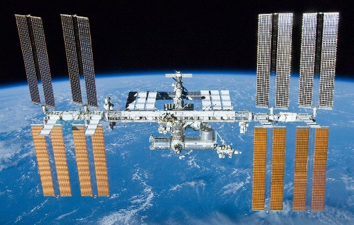 [International Space Station]