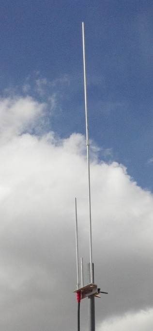 [Open-stub J-Pole Antenna]