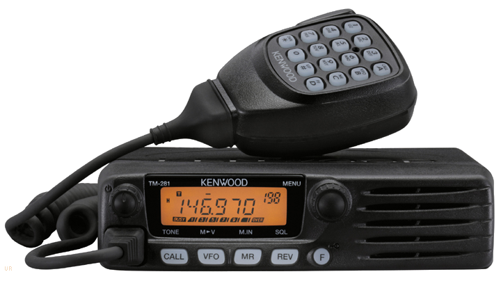 [Kenwood TM-281A]