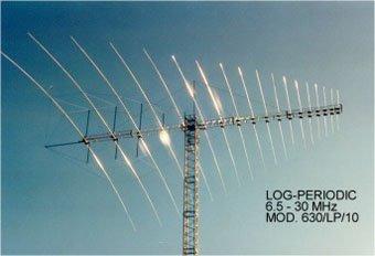[Log-periodic Antenna]