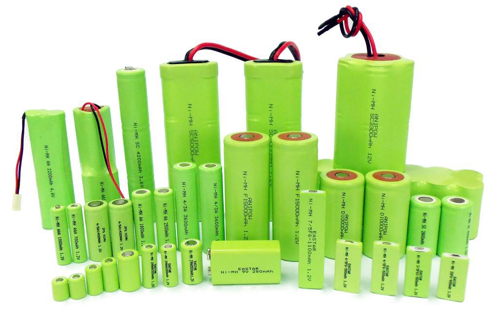 [NiMH Batteries]