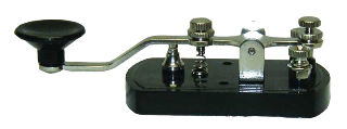 [Straight Telegraph Key]