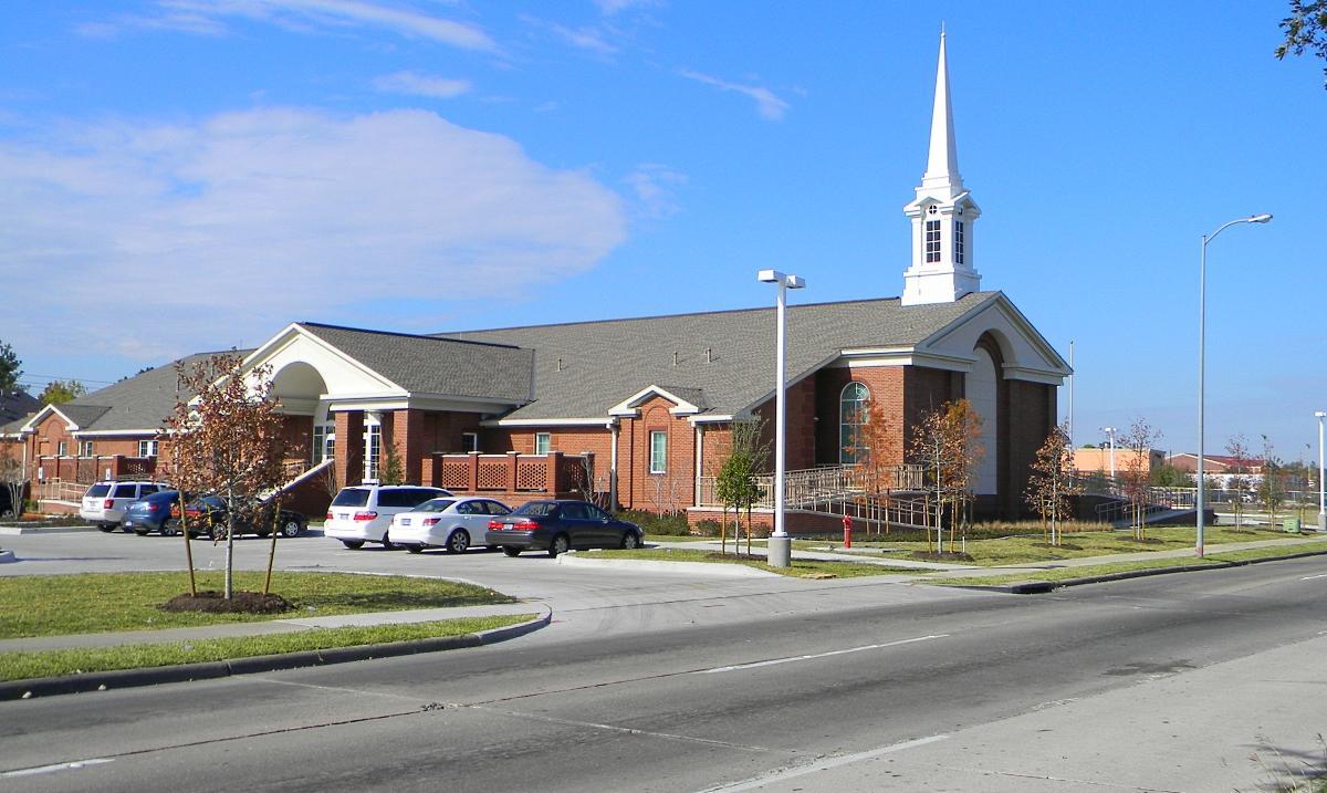 [LDS Church Building]