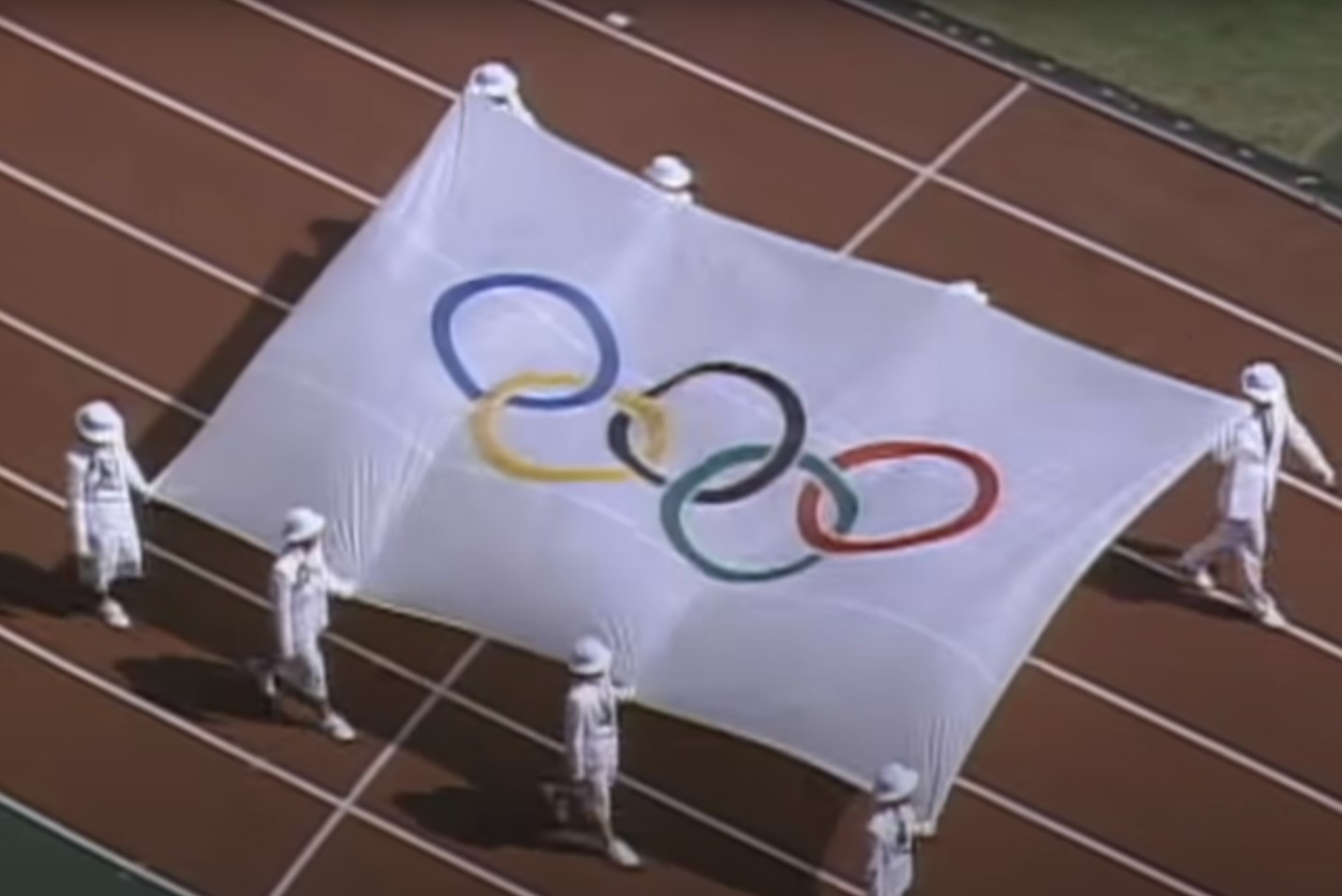 [One Moment In Time - Olympics]