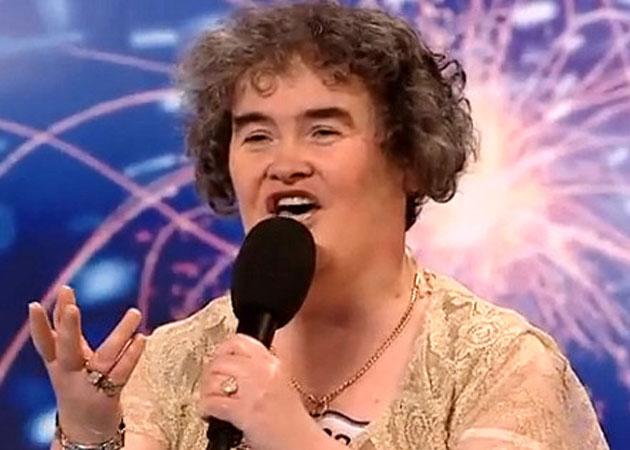 [Susan Boyle]