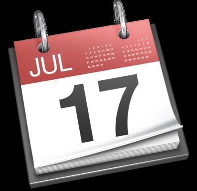 [Calendar]